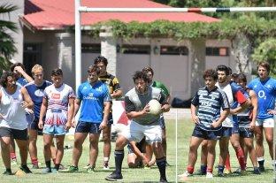 Santa Fe Rugby venció a Logaritmo