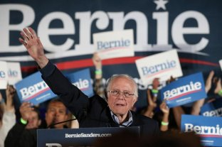 Sanders se impone en las primarias demócratas en Nevada