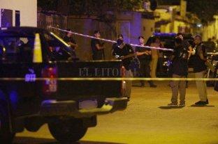 Asesinaron a balazos a un hombre en Rosario -  -
