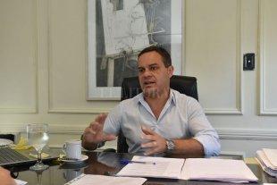 """González destacó que el Concejo """"logró incidir sobre la matriz del presupuesto"""" - Leandro González.""""Vamos a defender la agenda del Ejecutivo, con nuestra mirada"""", dijo el presidente del Concejo. -"""