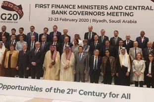 El G20 destacó la importancia de mejorar la sostenibilidad de la deuda -  -