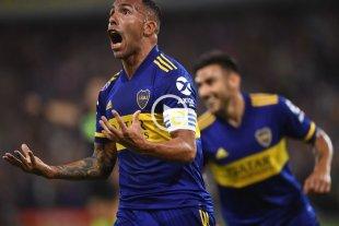 Boca venció a Godoy Cruz 3 a 0 -  -