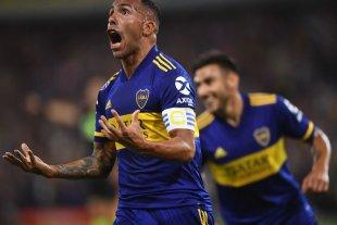 Boca venció a Godoy Cruz 3 a 0