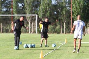 Colón definió la semana de entrenamientos previo al partido contra Boca