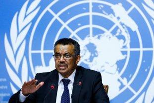 """La OMS elevó la amenaza internacional del coronavirus a """"muy elevada"""" - Tedros Adhanom Ghebreyesus -"""
