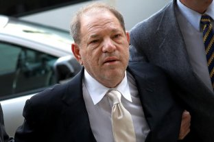 Harvey Weinstein fue declarado culpable de abuso sexual y violación -  -