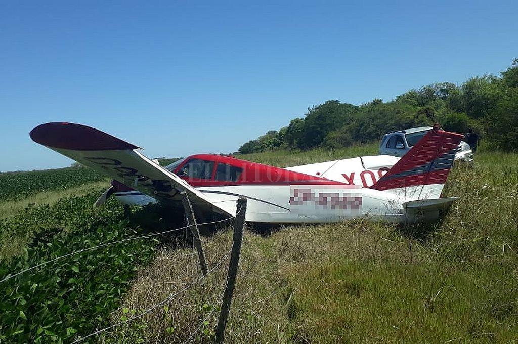 e cree que el piloto pudo llegar a Santa Fe, donde se tomó un taxi con intenciones de regresar por tierra a su país. Fue interceptado el domingo cuando viajaba por ruta 11. Crédito: El Litoral