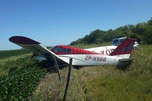 Investigan vuelo clandestino  de una avioneta paraguaya  - e cree que el piloto pudo llegar a Santa Fe, donde se tomó un taxi con intenciones de regresar por tierra a su país. Fue interceptado el domingo cuando viajaba por ruta 11. -