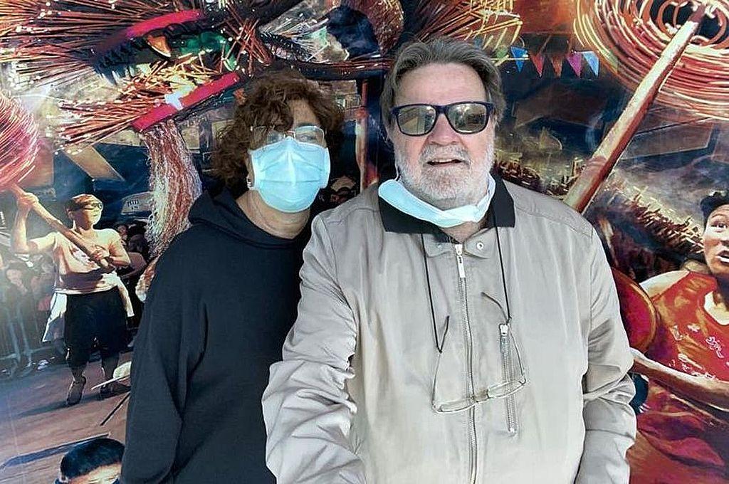 Coronavirus: un matrimonio de La Plata quedó en cuarentena