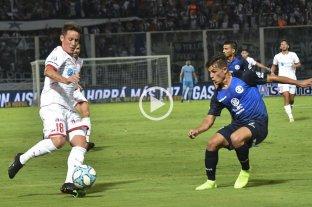 Talleres goleó 4 a 2 a Huracán