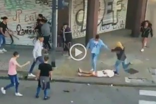 "Habló la joven agredida en La Plata: ""Me podrían haber matado"" -  -"