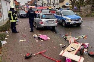Ascienden a 52 los heridos por el atropello intencional en un desfile de carnaval en Alemania