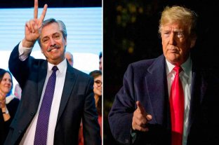 "Argüello: ""Va a haber reunión entre Fernández y Trump"", pero no será ""inminente"""