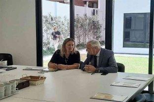 La diputada Ciancio gestiona ante autoridades del Ministerio de Salud