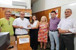 Hospitales de Sunchales y Humberto cuentan con nuevas autoridades
