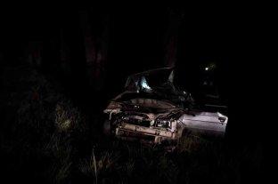 Manejaba alcoholizado y chocó: murió una nena de 2 años