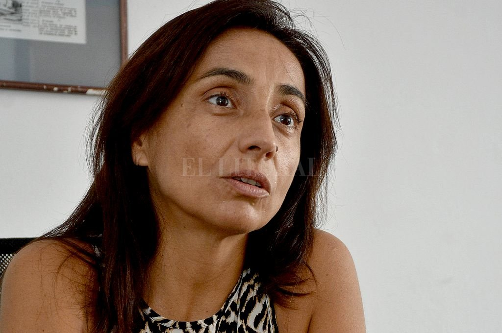 María Paz Gutiérrez coordinó un espacio similar en la provincia durante la gestión anterior. Ahora replica la experiencia en la capital provincial. Crédito: Mauricio Garín