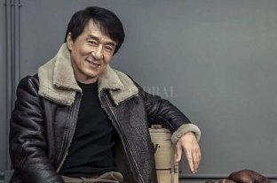 Jackie Chan, en cuarentena por coronavirus