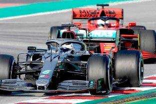 La F1 vuelve a probar en Barcelona