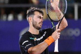 Tenis: Lóndero superó a Coria en su debut en el ATP 250