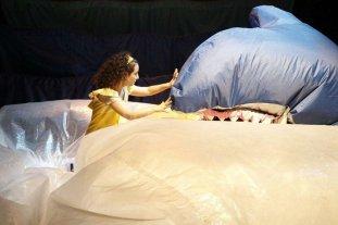 """Nueva función de """"Tiburón XXL""""  - Con una escenografía sorprendente, la obra propone una aventura en el fondo del mar.  -"""