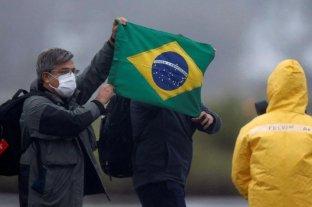 Detectaron el primer caso de coronavirus en Sudamerica -  -