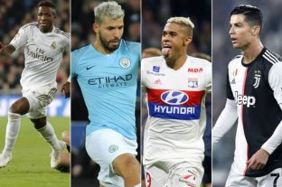 Horarios y TV: Miércoles de Champions League -  -