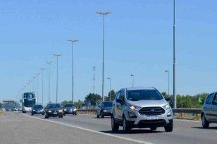Tragedia en Ruta 2: un niño de 11 años murió tras el vuelco de un vehículo utilitario