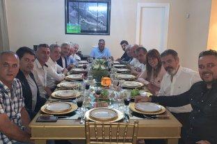 Tapia se reunió con dirigentes del fútbol... ¿Chau Superliga? -  -