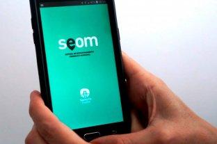 Cambia la aplicación para estacionar a través del celular en Santa Fe -