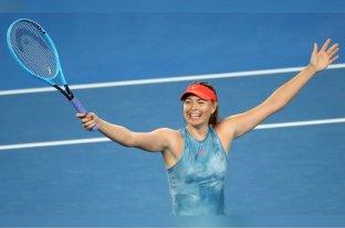 Tenis: Maria Sharapova anunció su retiro del deporte profesional