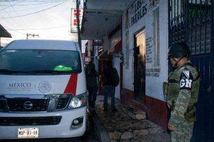 Detuvieron a siete traficantes de personas que trasladaban a migrantes por México
