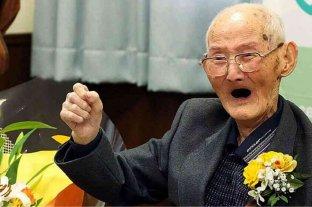 El hombre más viejo del mundo murió en Japón a los 112 años