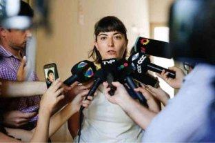 """""""Me siento liberada, segura y tranquila"""", dijo la sobrina de Alperovich"""