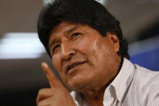 """Evo Morales rechaza por """"ilegal"""" la acusación de terrorismo"""