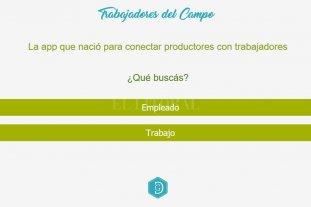 Empleo rural: lanzan una plataforma para conectar a trabajadores y productores