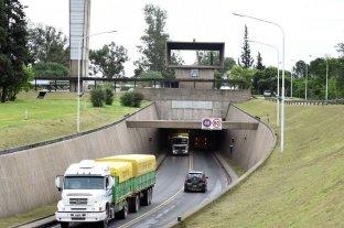 Más de 74.000 vehículos circularon por el Túnel Subfluvial durante el fin de semana largo
