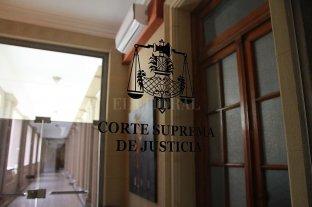 Este jueves se realizará la ceremonia de apertura del año judicial en Santa Fe  -  -