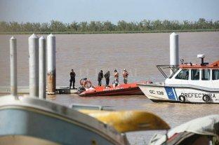 Hallaron un cuerpo en aguas del Paraná