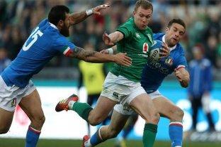 El partido entre Irlanda e Italia por el Seis Naciones fue suspendido por el coronavirus
