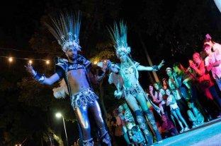 Funes cerró un gran fin de semana con la fiesta de carnaval