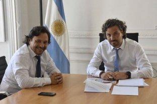Tras la problemática wichí, Cafiero recibió al Gobernador de Salta en la Casa Rosada
