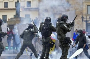 """La ONU solicitó a Colombia una """"profunda transformación"""" de la policía antidisturbios"""