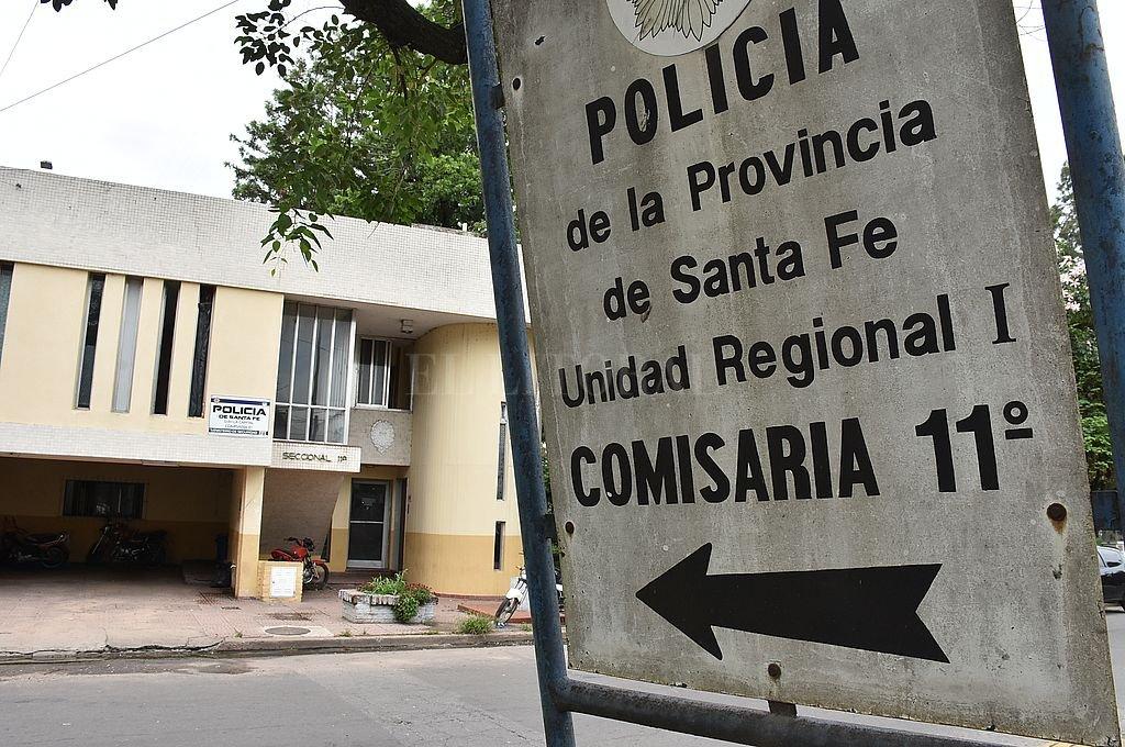 Protesta. Los vecinos de Mayoraz solicitarán ser atendidos por las autoridades de la seccional del barrio. Crédito: Guillermo Di Salvatore