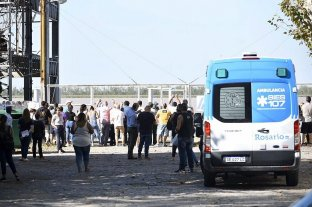 El papá de Carlos Orellano confirmó que el cuerpo hallado en el río es de su hijo -  -