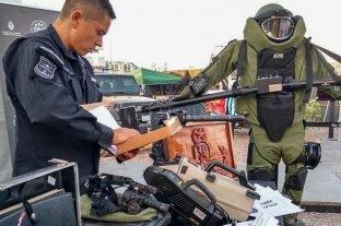"""La PSA dispondrá de un stand de tiro """"virtual"""" en la Fiesta Nacional del Sol"""