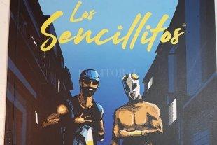 """Presentan el cómic """"Los Sencillitos""""  - El historietista e ilustrador Alexander Duré dará a conocer en Santa Fe su nueva obra. Es de 48 páginas a todo color. -"""
