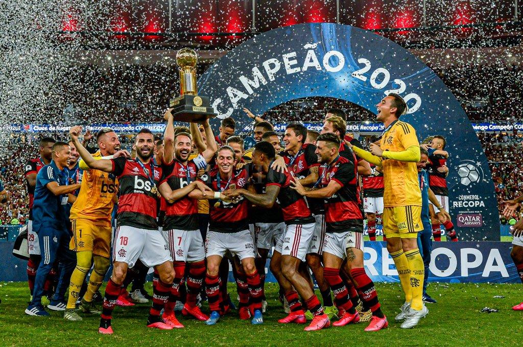 Crédito: @Flamengo