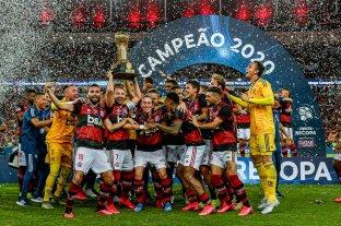 Flamengo se quedó con la Recopa Sudamericana