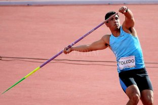Falleció el atleta olímpico Braian Toledo -  -